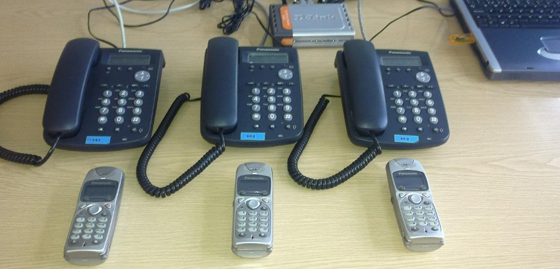 Puertos UDP necesarios en llamadas SIP con la NCP500_8