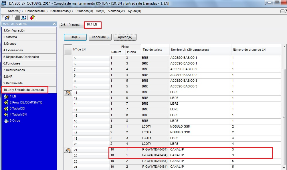 Comunicacion por IP entre centralitas_4A
