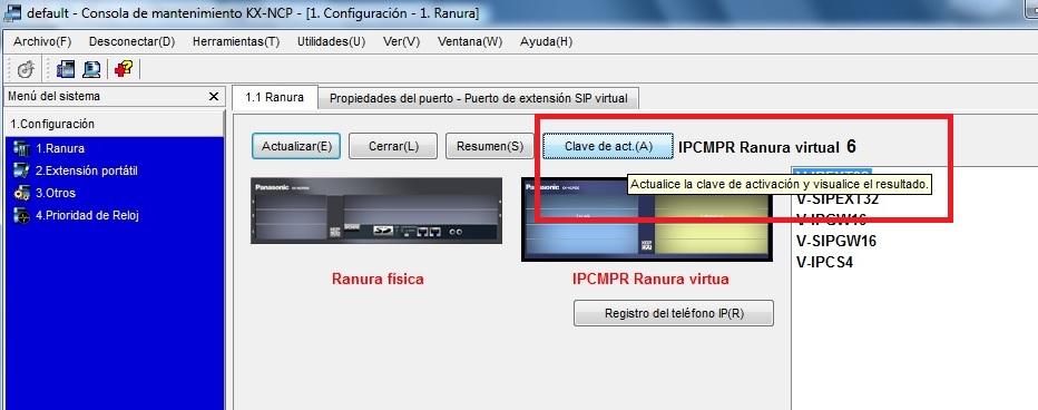 Activacion licencias NCP500_6
