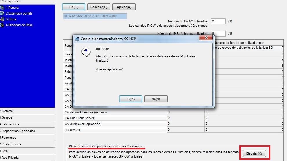 Activacion licencias NCP500_8