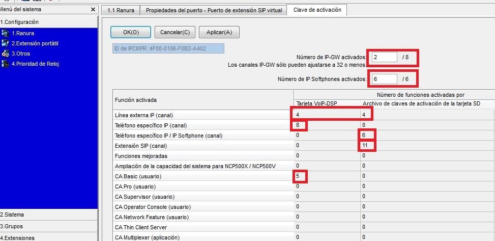 Activacion licencias NCP500_9