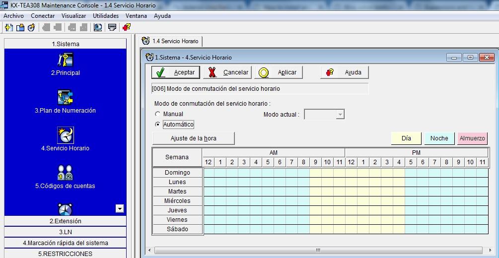 Servicio Horario en Asterisk_1
